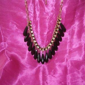 SOLD With Club Monaco - Necklace w/Rhinestones